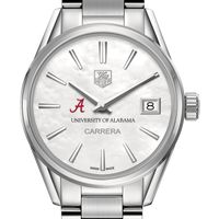Alabama Women's TAG Heuer Steel Carrera with MOP Dial
