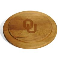 Oklahoma Round Bread Server