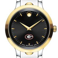 Georgia Men's Movado Luno Sport Two-Tone