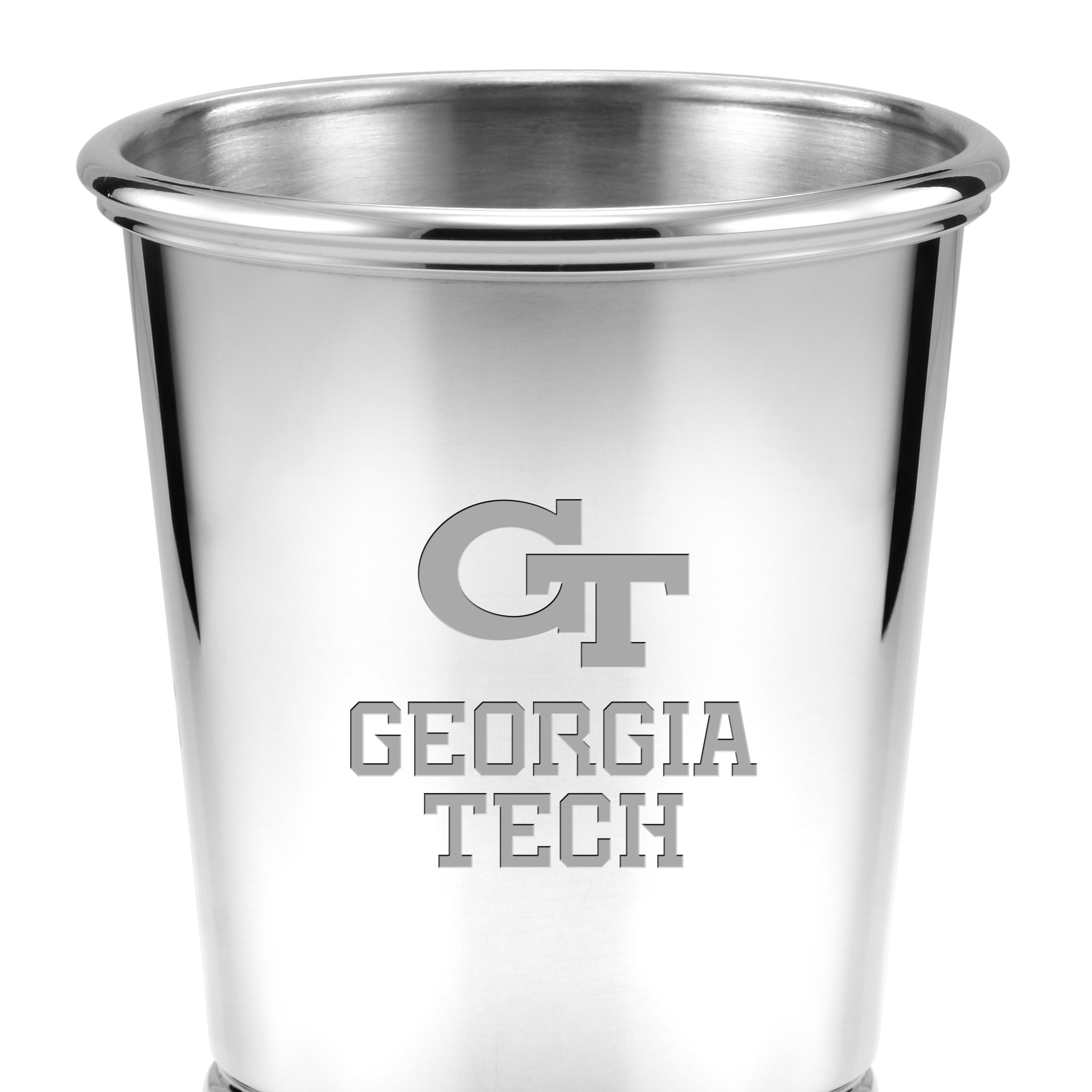 Georgia Tech Pewter Julep Cup Image-2