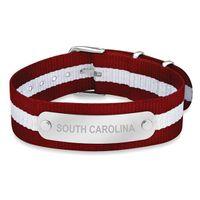 University of South Carolina NATO ID Bracelet