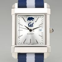 Berkeley Men's Collegiate Watch w/ NATO Strap