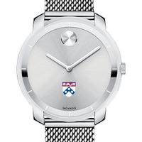 Penn Women's Movado Stainless Bold 36