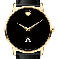 VMI Men's Movado Gold Museum Classic Leather