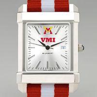 VMI Men's Collegiate Watch w/ NATO Strap