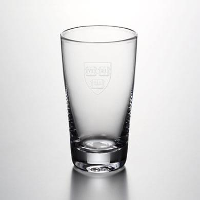 Harvard Pint Glass by Simon Pearce