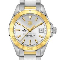 Columbia Women's TAG Heuer Two-Tone Aquaracer
