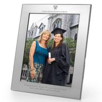 Harvard Business School Polished Pewter 8x10 Picture Frame Image-1 Thumbnail