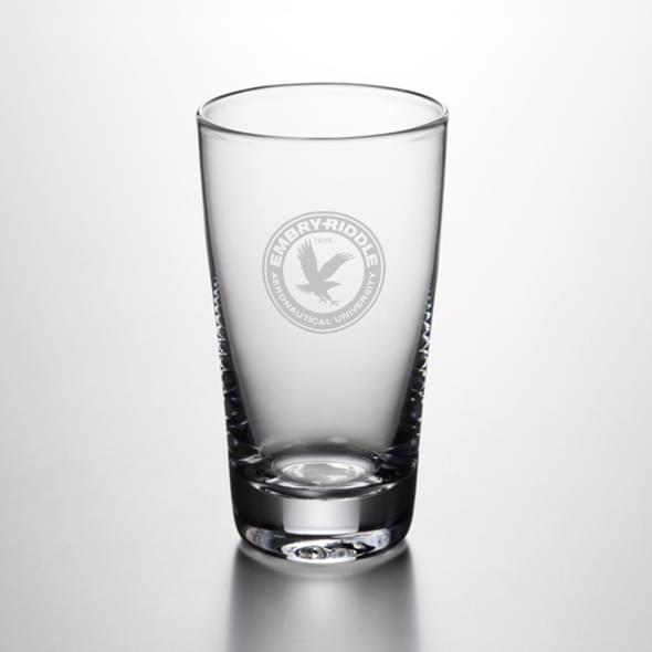 Embry-Riddle Ascutney Pint Glass by Simon Pearce
