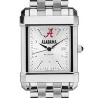 Alabama Men's Collegiate Watch w/ Bracelet