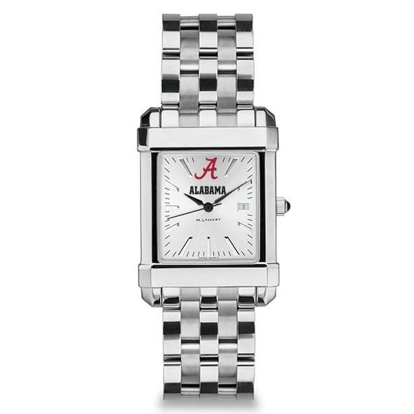 Alabama Men's Collegiate Watch w/ Bracelet
