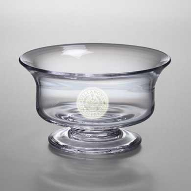 Villanova Large Glass Bowl by Simon Pearce