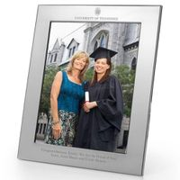 Tennessee Polished Pewter 8x10 Picture Frame