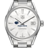Penn State Women's TAG Heuer Steel Carrera with MOP Dial