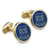Yale University Cufflinks
