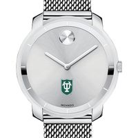 Tulane Women's Movado Stainless Bold 36