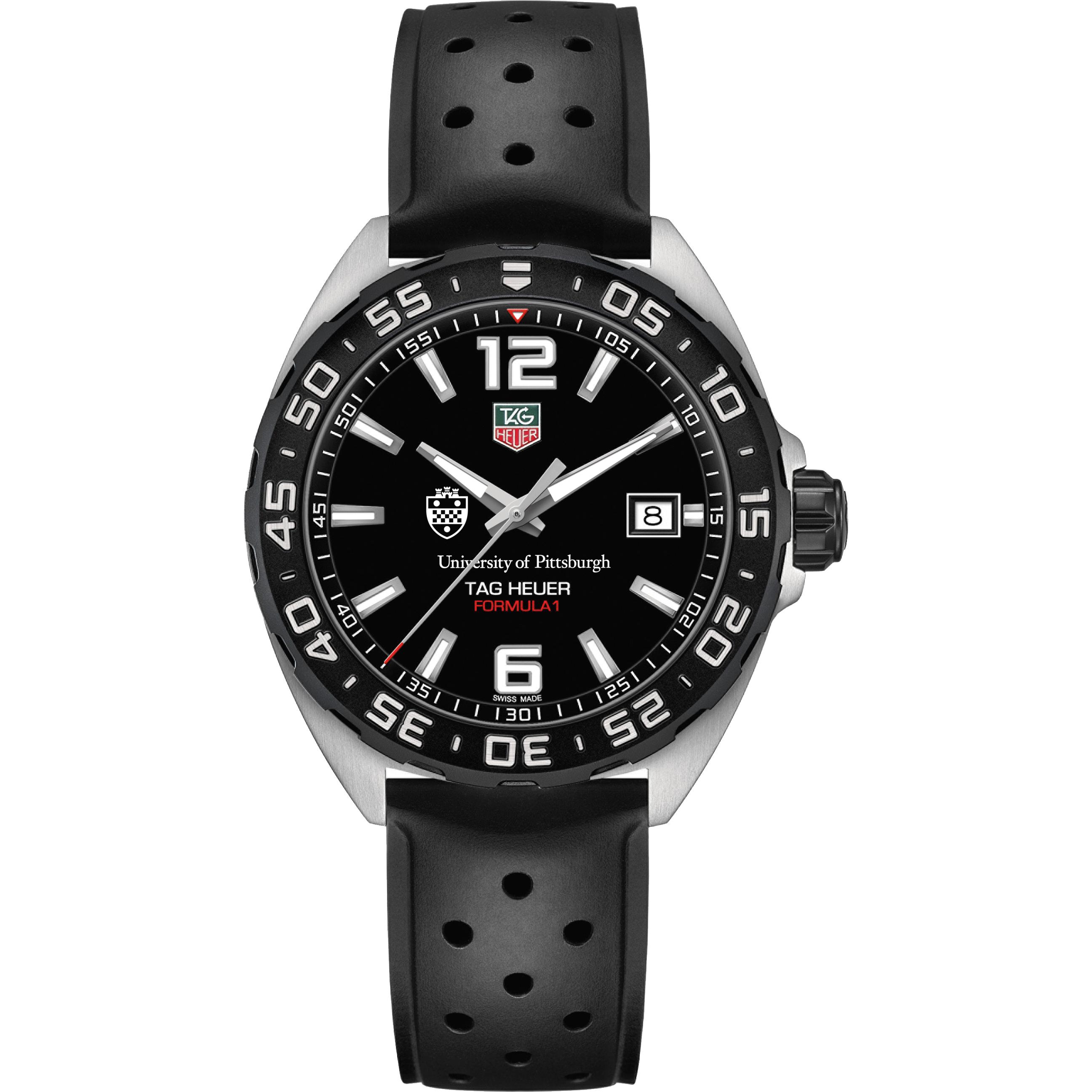 Pitt Men's TAG Heuer Formula 1 with Black Dial