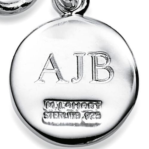Arizona State Sterling Silver Charm Bracelet