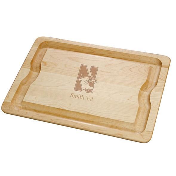 Northwestern Maple Cutting Board At M Lahart Co