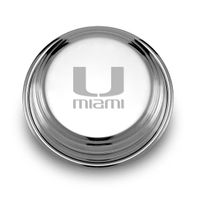 Miami Pewter Paperweight