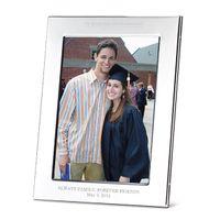 George Washington Polished Pewter 5x7 Picture Frame