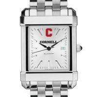 Cornell Men's Collegiate Watch w/ Bracelet