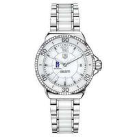 Northwestern Women's TAG Heuer Formula 1 Ceramic Diamond Watch