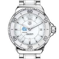 UNC Women's TAG Heuer Formula 1 Ceramic Diamond Watch