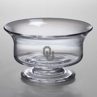 Oklahoma Large Glass Revere Bowl by Simon Pearce