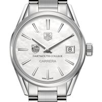 Dartmouth College Women's TAG Heuer Steel Carrera with MOP Dial