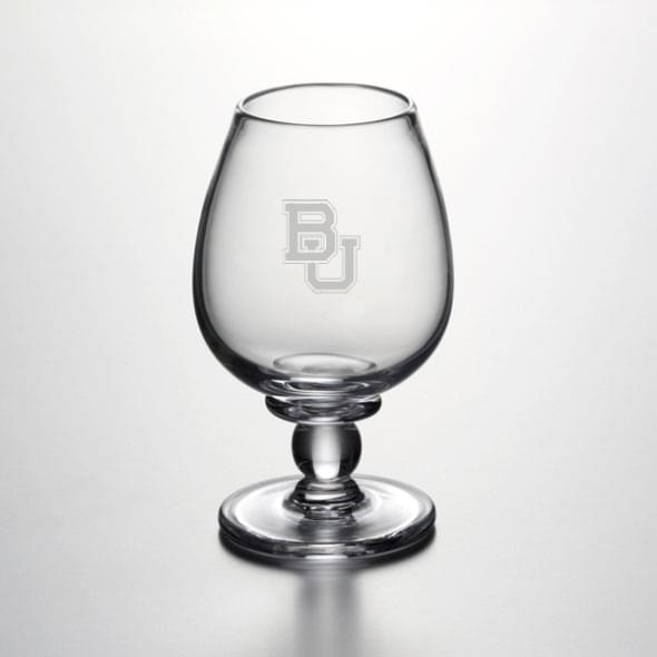 Baylor Glass Snifter by Simon Pearce