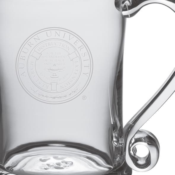 Auburn Glass Tankard by Simon Pearce