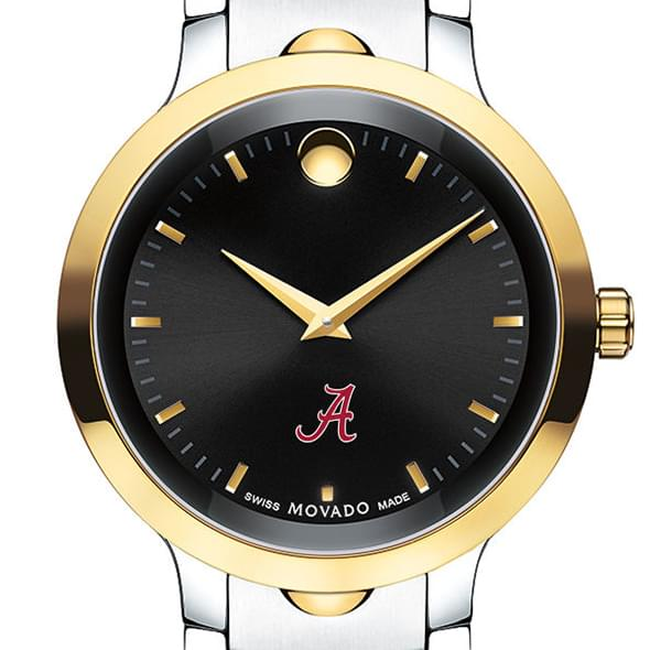 Alabama Men's Movado Luno Sport Two-Tone