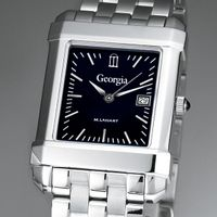 Georgia Men's Black Quad with Bracelet