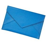 Leather Envelope with Gusset Image-1 Thumbnail
