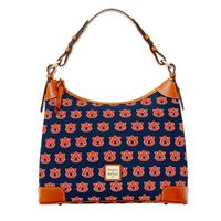 Auburn Dooney & Bourke Hobo Bag