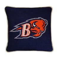 Bucknell Handstitched Pillow