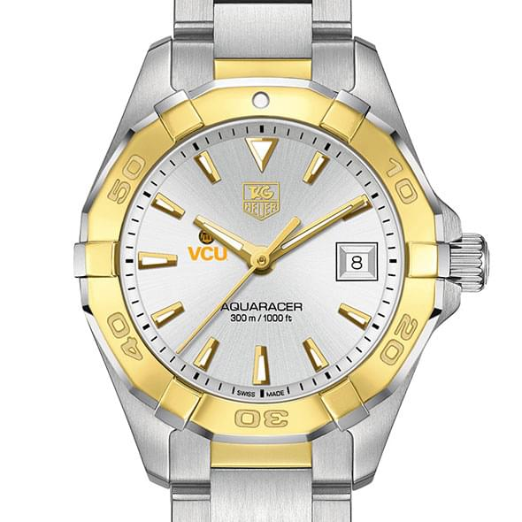 VCU Women's TAG Heuer Two-Tone Aquaracer