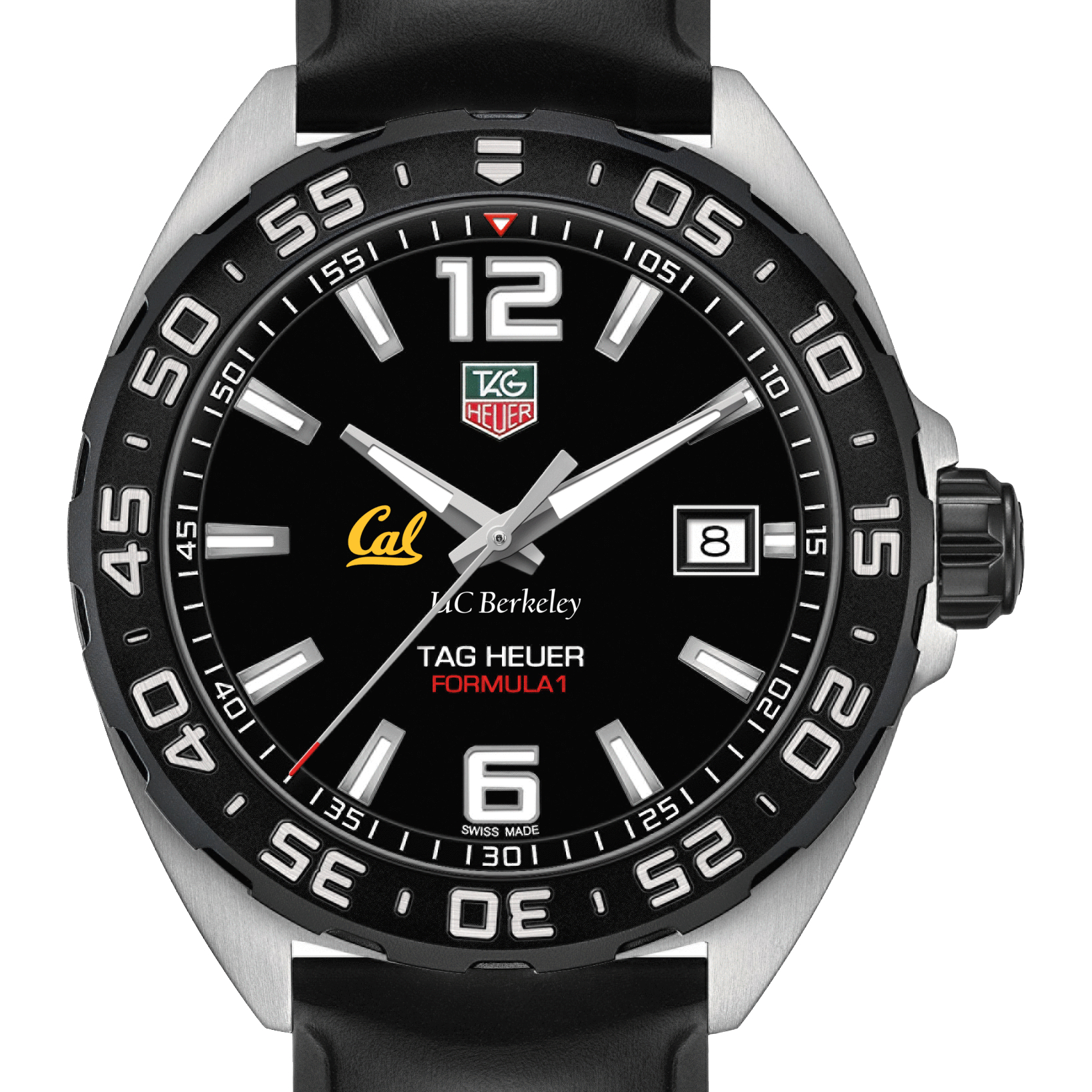 Berkeley Men's TAG Heuer Formula 1 with Black Dial