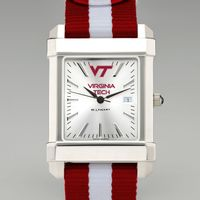 Virginia Tech Men's Collegiate Watch with NATO Strap