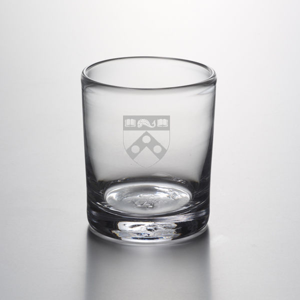 Penn Double Old Fashioned Glass by Simon Pearce