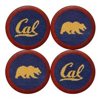 Berkeley Needlepoint Coasters