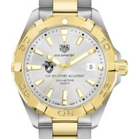 West Point Men's TAG Heuer Two-Tone Aquaracer Image-1 Thumbnail