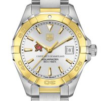 Maryland Women's TAG Heuer Two-Tone Aquaracer