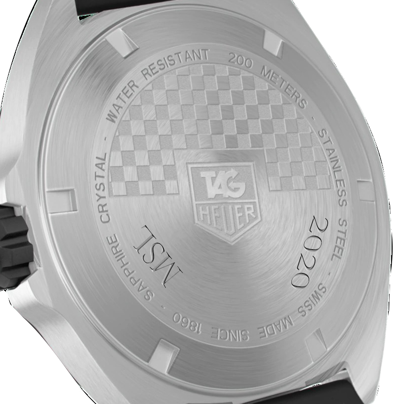 Air Force Academy Men's TAG Heuer Formula 1