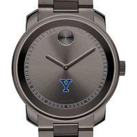 Yale Men's Movado BOLD Gunmetal Grey