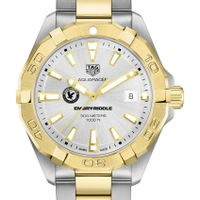Embry-Riddle Men's TAG Heuer Two-Tone Aquaracer