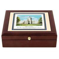 Citadel Eglomise Mini Desk Box
