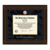 Alabama Excelsior Diploma Frame