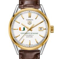 Miami Men's TAG Heuer Two-Tone Carrera with Strap
